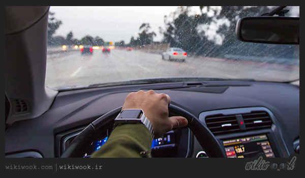 نکاتی در باره اشتباهات رانندگی بخش سوم / ویکی ووک