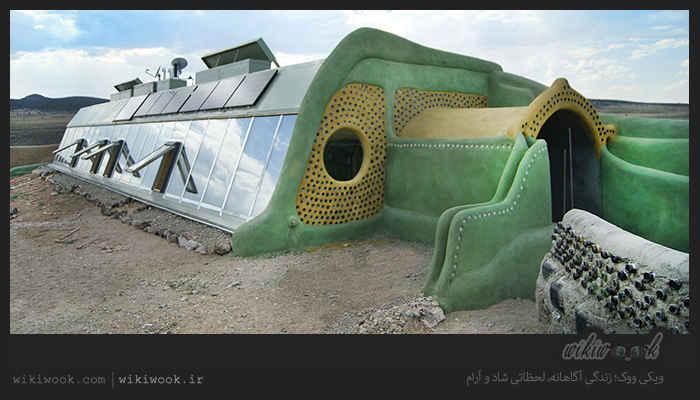 متن کوتاه انگلیسی دربارهی ارثشیپ (کشتی زمینی) / ویکی ووک