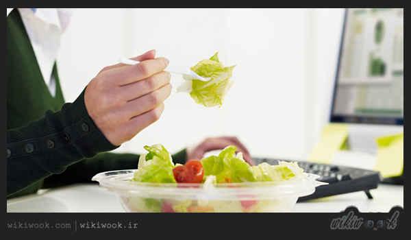 چه غذاهایی در فصل امتحانات مفید است؟ / ویکی ووک