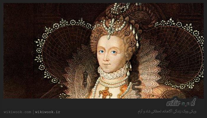 داستان کوتاه انگلیسی گنج ملکه الیزابت