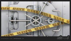 داستان کوتاه انگلیسی دزدی از بانک