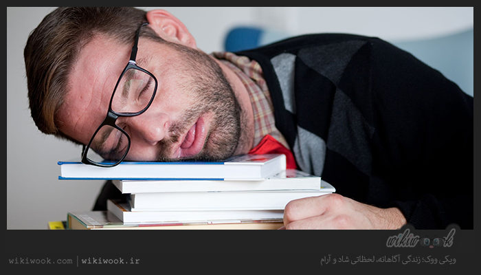 احساس خستگی