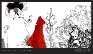داستان شنل قرمزی