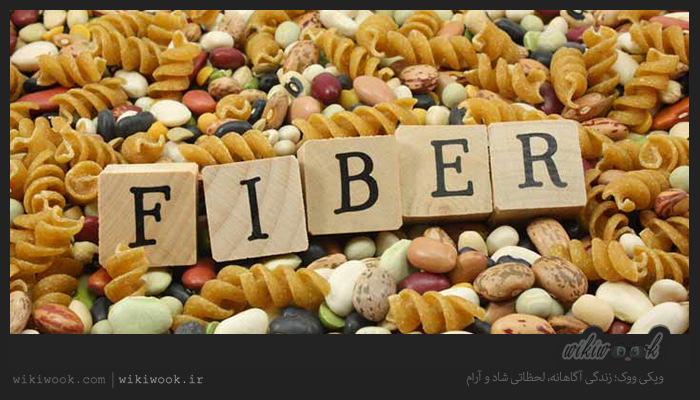 کمبود فیبر