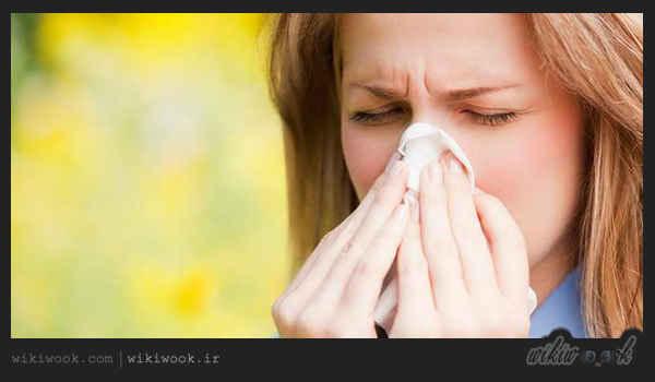 تفاوت های حساسیت و سرماخوردگی در چیست؟ / ویکی ووک