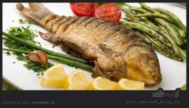 ماهی را با چی بخوریم؟ / ویکی ووک