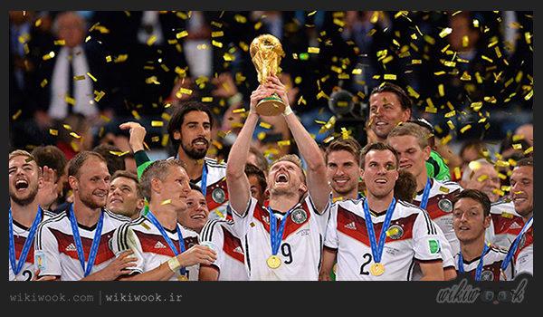 تاریخچه جام جهانی فوتبال / ویکی ووک