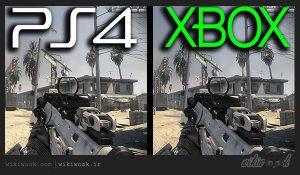 ایکس باکس وان با PS4