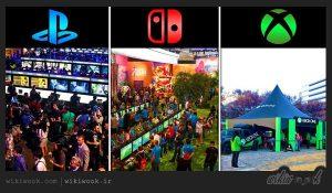 نمایشگاه E3 2018 - ویکی ووک
