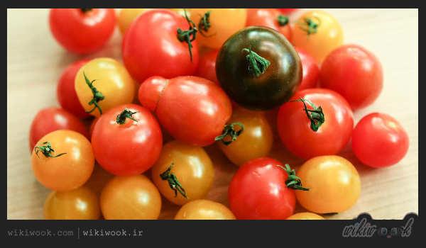 گوجه گیلاسی - ویکی ووک