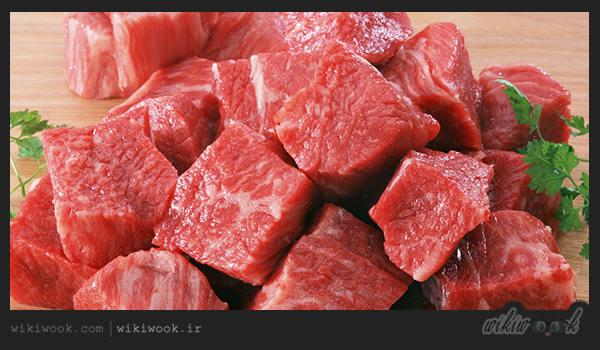خورش قورمه سبزی و طرز تهیه / ویکی ووک آن