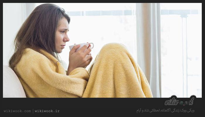 چرا زنان بیشتر احساس سرما می کنند؟