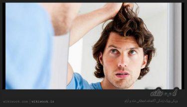 چگونه چربی مو را از بین ببریم؟ / ویکی ووک