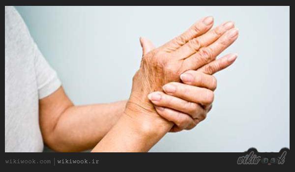 چه بیماریهایی با نگاه کردن به دست قابل تشخیص هستند؟ / ویکی ووک