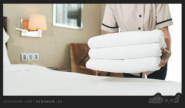 اصطلاحات رایج و پرکاربرد هتل هنگام سفر - هوس کیپینگ
