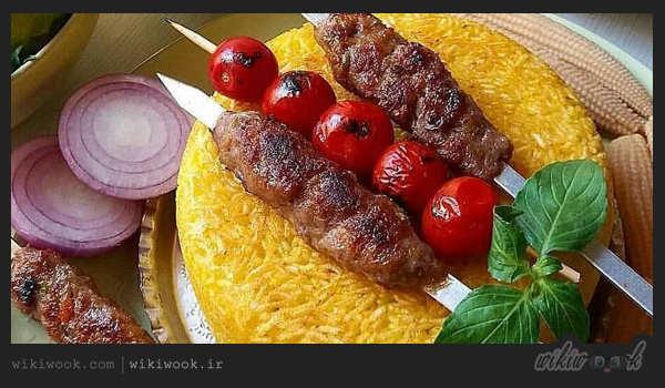 کته کباب گیلانی را چگونه بپزیم؟ - ویکی ووک