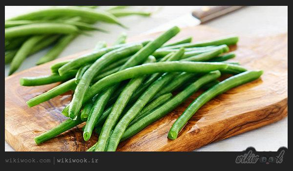 کوکوی لوبیا سبز و طرز تهیه آن / ویکی ووک