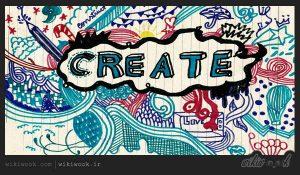 الفبای انگلیسی creative