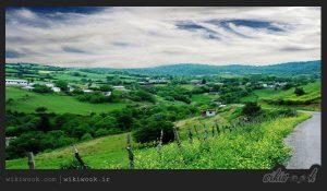 طبیعت منطقه کرمانجی