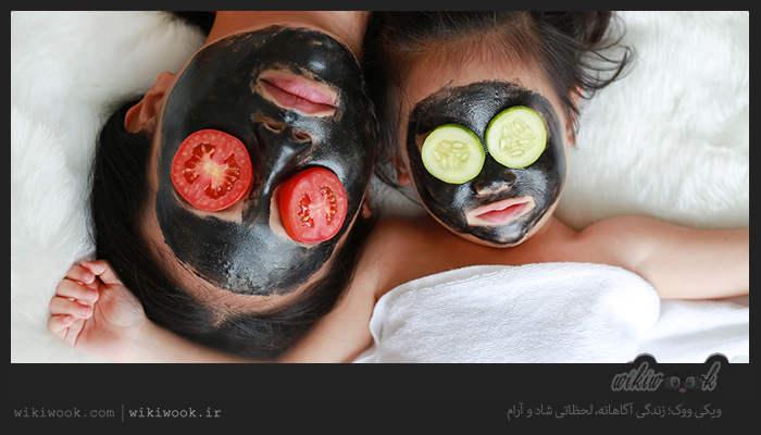 ماسک های زغالی و شناخت مزایای زیادی که برای پوست دارند - ویکی ووک
