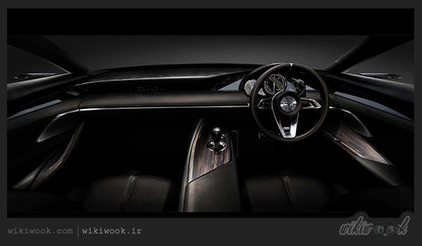 بررسی خودروی مزدا RX-Vision / ویکی ووک