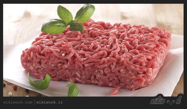 کیک گوشت و طرز تهیه آن / ویکی ووک