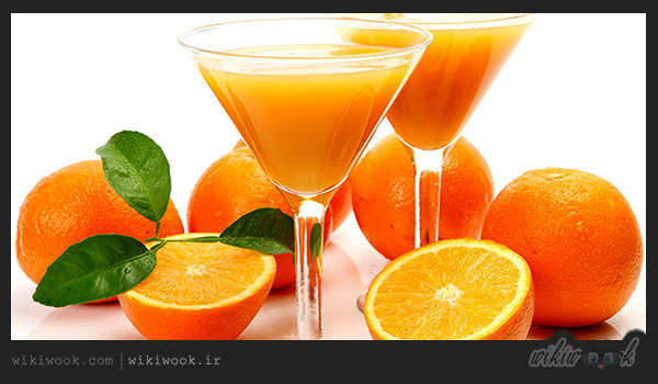 پرتقال - ویکی ووک