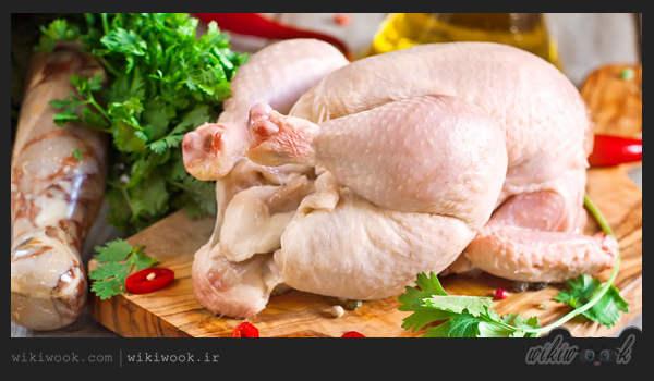 چگونه زرشک پلو با مرغ مجلسی بپزیم - ویکی ووک