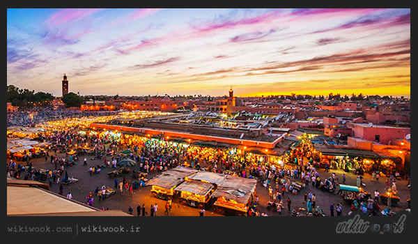 در مورد جاذبه های گردشگری مراکش چه می دانید؟ / ویکی ووک