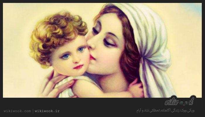 داستان انگیزشی شماره 14 – عشق مادر / ویکی ووک