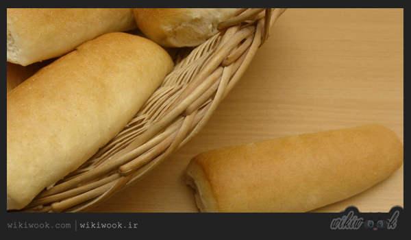نان ساندویچی را چگونه در خانه تهیه کنیم – ویکی ووک