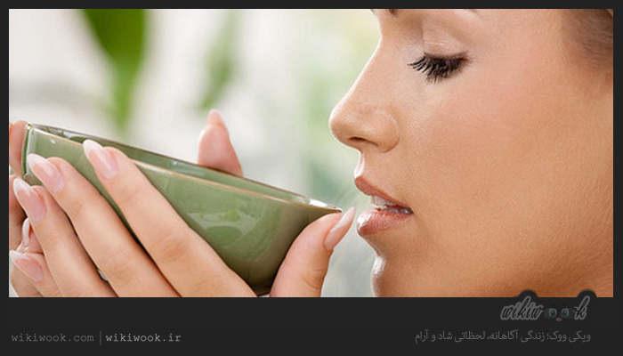 چگونه دهانشویه های خانگی درست کنیم؟ / ویکی ووک