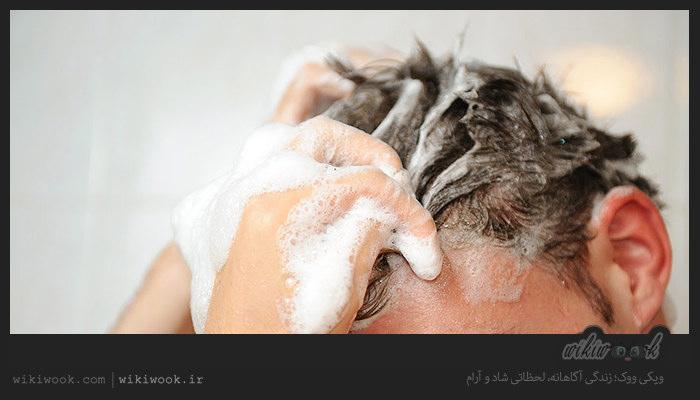 چگونه موهایی خوش حالت داشته باشیم؟ / ویکی ووک