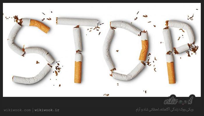 بعد از ترک سیگار چه بخوریم؟ / ویکی ووک