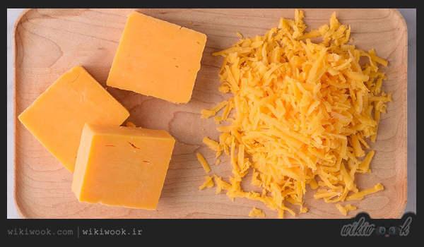 پنیر چدار - ویکی ووک