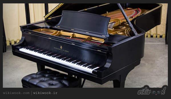 ساز پیانو - ویکی ووک