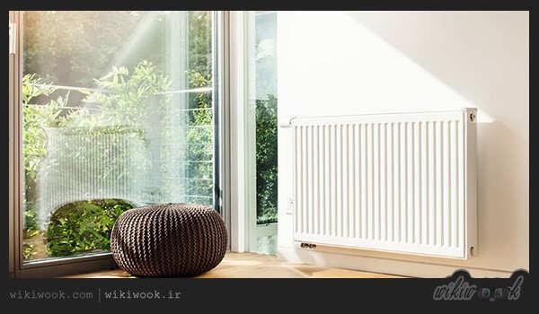آیا تفاوت رادیاتورهای پنلی و پره ای را می دانید  - ویکی ووک