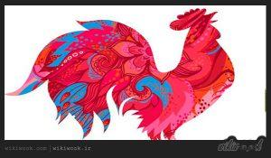 داستان کوتاه انگلیسی خروس، اردک و پری دریایی
