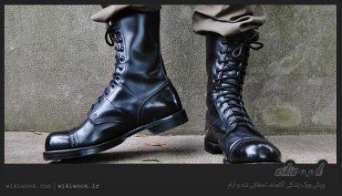 داستان کوتاه انگلیسی چکمه های سرباز