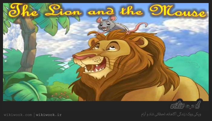 داستان کوتاه انگلیسی شیر و موش