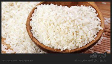 برنج و خواص آن / ویکی ووک