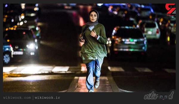 تصویر سها نیاستی در فیلم سال دوم دانشکده من