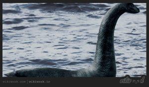 داستان کوتاه انگلیسی نسی، هیولای دریاچه