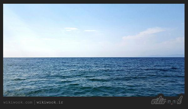 داستان انگیزشی شماره 77 - دریا / ویکی ووک