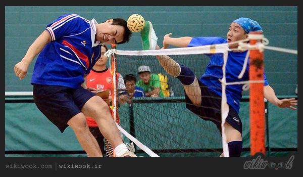 ورزش سپک تاکرا چیست؟ / ویکی ووک