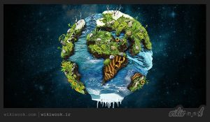 داستان کوتاه انگلیسی سیاره زمین