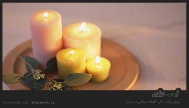 در مورد شمع چه می دانید - ویکی ووک