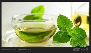 حفظ سلامتی چای نعناع