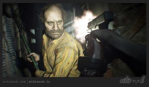 برترین بازی های PS4.  resident evil 7