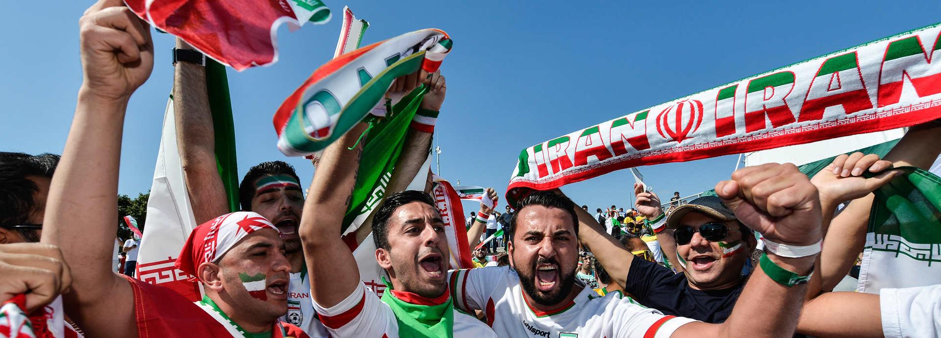هواداران تیم ملی ایران - ویکی ووک